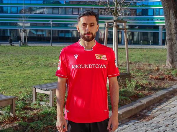 Türkiyə millisinin üzvü Almaniyada klubunu dəyişdi