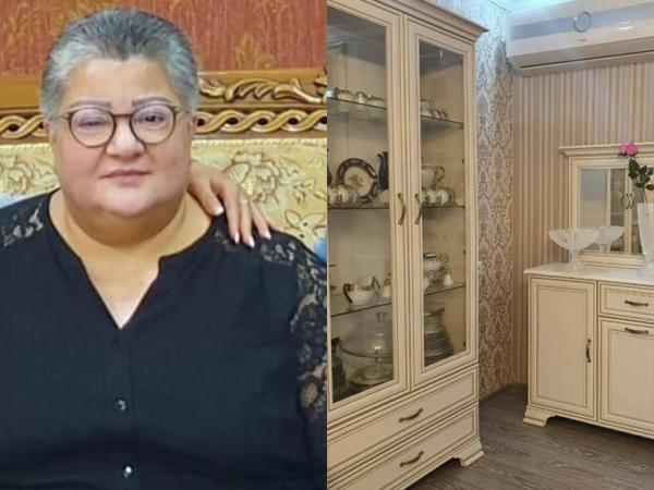 Evini sata bilməyən Könül Xasıyeva qiyməti ucuzlaşdırdı - FOTO