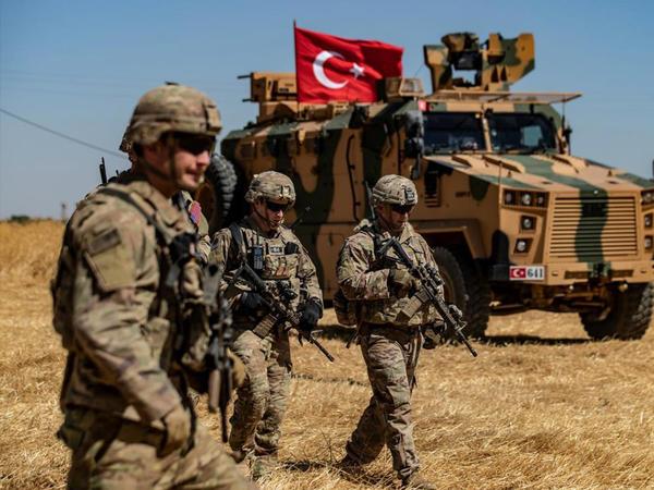 Türkiyə xüsusi təyinatlıları Tripolidə