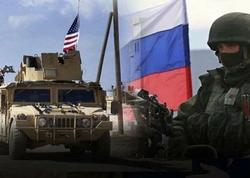 ABŞ əsgərləri rus hərbçilərin yolunu kəsdi