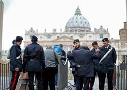 ABŞ hökuməti vətəndaşlarını İtaliyada ehtiyatlı olmağa çağırıb