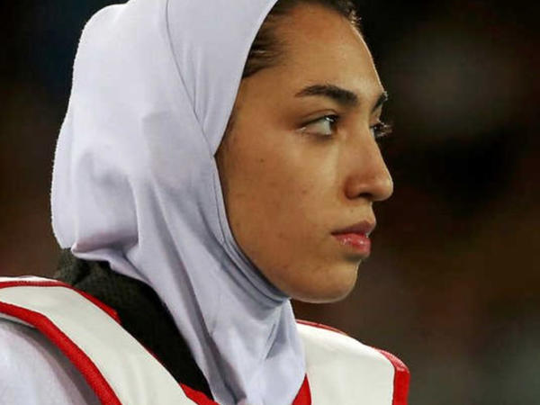İranlı Olimpiya çempionunun Amerikadan sığınacaq istəməsi məlum deyil