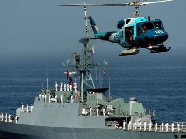 İran hərbiçiləri Küveyt gəmilərini saxlayıblar