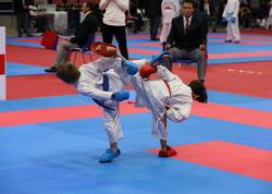 """20 Yanvar şəhidlərinin xatirəsinə həsr olunan karate üzrə beynəlxalq turnir bitdi - <span class=""""color_red"""">FOTO</span>"""