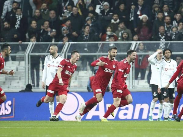"""Türkiyə Superliqasının XVIII turu: """"Qalatasaray"""" və """"Trabzonspor"""" qalib olub"""