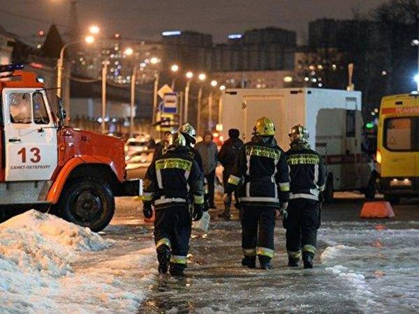 Rusiyada yanğın nəticəsində 11 nəfər həlak olub - VİDEO