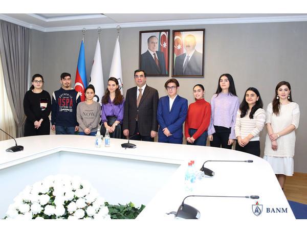 Bakı Ali Neft Məktəbinin 6 tələbəsi İspaniyada təhsil alacaqlar
