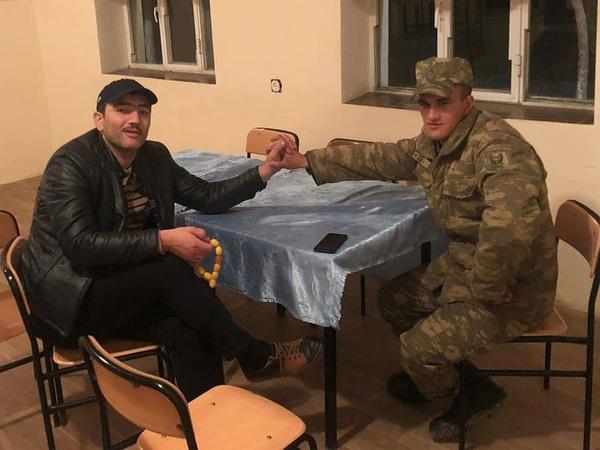 """Ələkbər Yasamallı bacısı oğlunun intiharından yazdı: """"Kaş ki şəhid olardın"""" - FOTO"""