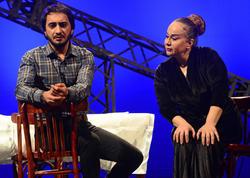 """Gənc Tamaşaçılar Teatrında """"Şəhərin qış gecələri""""nin premyerası oldu - FOTO"""