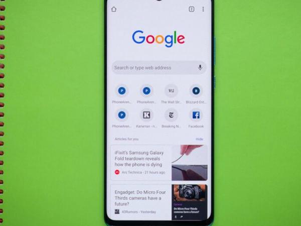 Google Chrome-un yeni funksiyası mobil istifadəçilər üçün çox faydalı olacaq