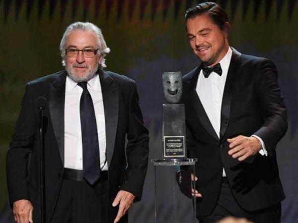Di Kaprio və De Niro eyni filmdə çəkiləcək