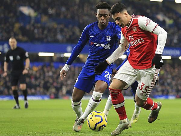 "&quot;Çelsi&quot; - &quot;Arsenal&quot; matçında 4 qol - <span class=""color_red"">VİDEO - FOTO</span>"