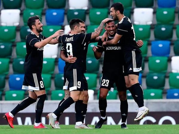 """""""Qarabağ"""" Qazaxıstan klubuna qarşı"""