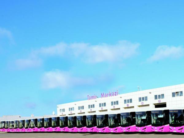 Sabahdan bu xətt üzrə avtobuslar dəyişdirilir