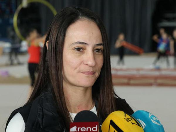 """İsrail komandasının məşqçisi: """"Milli Gimnastika Arenasında dünyanın ən gözəl şəraiti yaradılıb"""""""