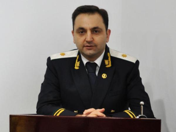 """Bakı şəhər prokuroru: """"Ötən il baş verən ağır cinayətlərin sayı azalıb"""""""