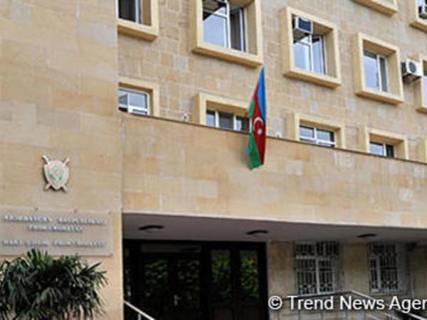 Ötən il Bakı şəhər Prokurorluğunda 4 207 cinayət işinin istintaqı yekunlaşıb