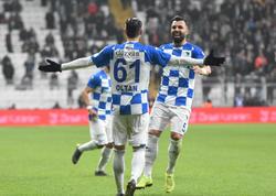 """&quot;Ərzurumspor&quot; &quot;Beşiktaş&quot;ı kubokdan kənarlaşdırdı - <span class=""""color_red"""">VİDEO - FOTO</span>"""