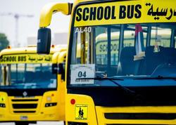 Dubayda məktəb avtobuslarında yeni texnologiyalar tətbiq olunacaq