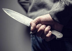 Ağdamda 36 yaşlı kişini bıçaqladılar