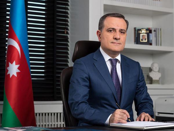 """Ceyhun Bayramov """"Yüksəliş""""lə bağlı müraciət etdi"""