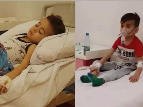 5 yaşlı Faiqin yaşaması sizin yardımınızdan asılıdır - FOTO