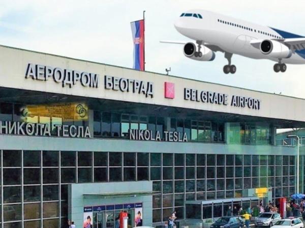 Koronavirusla bağlı Serbiya hökuməti aeroportda xüsusi yoxlama tətbiq edib
