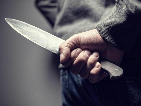 Xaçmaz sakini davada bıçaqlanıb