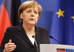 Merkel Türkiyəyə səfər edib