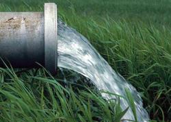 ETSN narahatdır: Çirkli sular çaylara və dənizə axıdılır