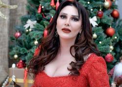 """Azərbaycanlı aktrisa dərin sinə dekoltesi ilə göz qamaşdırdı - <span class=""""color_red"""">FOTO</span>"""