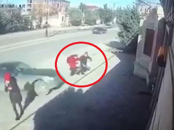 Abşeronda məktəbliləri vuran sürücü həbs edildi