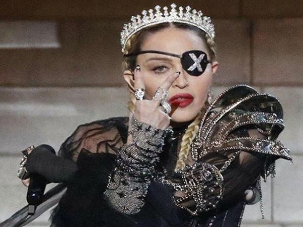 Madonnadan yeni qadağa