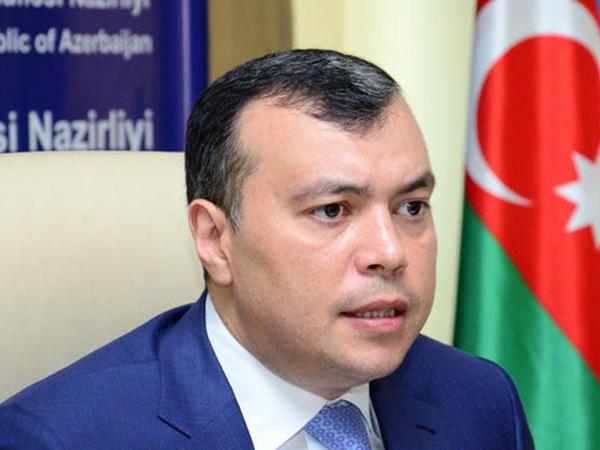 """Sahil Babayev &quot;Yüksəliş"""" müsabiqəsində iştiraka çağırdı - <span class=""""color_red"""">VİDEO</span>"""
