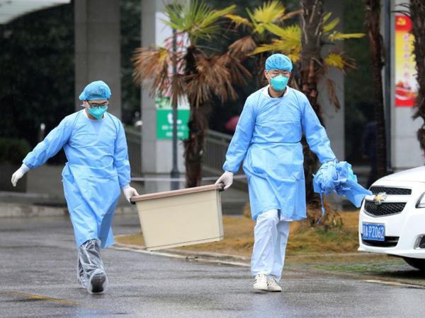 Çində koronavirus xəstələrinin yerləşdirilməsi üçün 6 günə xəstəxana inşa olunacaq