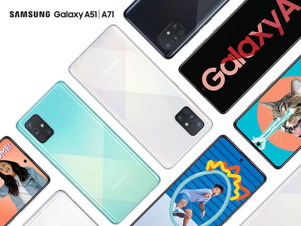 Samsung-un yeni Galaxy A seriyası - A seriyası hələ belə olmamışdı!