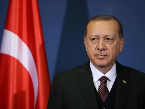 """Türkiyə Prezidenti: """"Haftara verilən dəstək onu ərköyünləşdirib"""""""