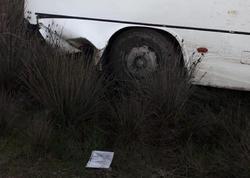 BNA Bakıdakı avtobus qəzası ilə bağlı məlumat yaydı