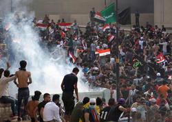 İraqda etiraz aksiyalarında 4 nəfər həlak oldu
