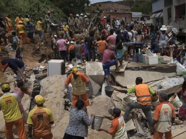 Braziliyada təbii fəlakət nəticəsində 23 nəfər öldü