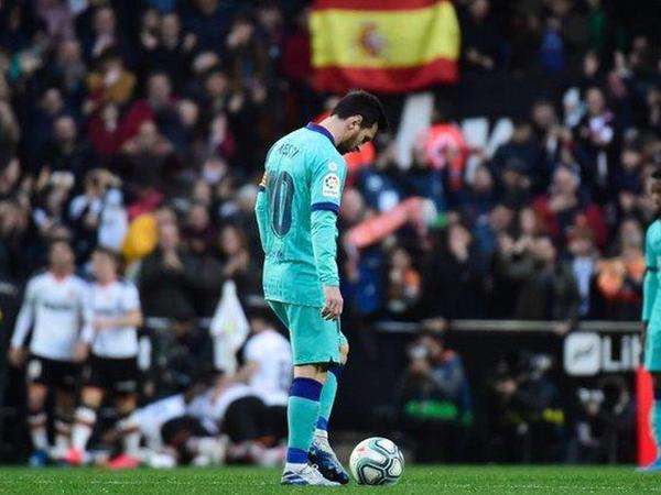 """""""Barselona"""" Setyenlə ilk oyununda uduzdu"""