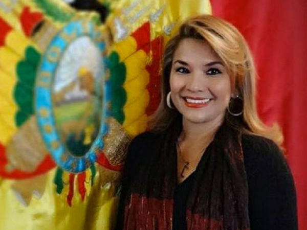 Boliviyanın müvəqqəti başçısı prezident seçkilərində namizədiliyni irəli sürəcək