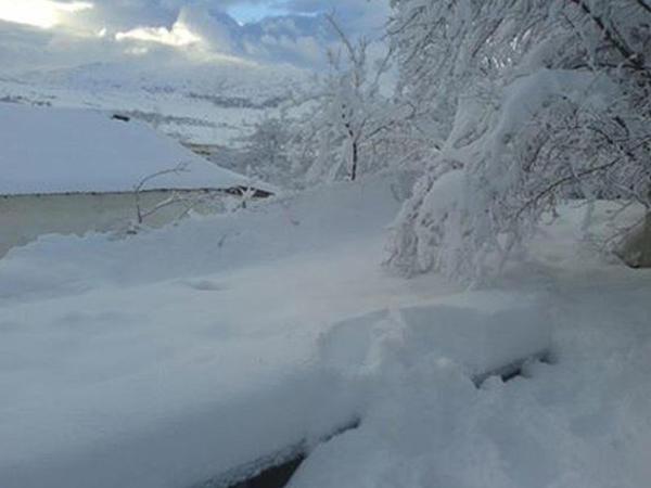 Azərbaycana 30 santimetr qar yağdı