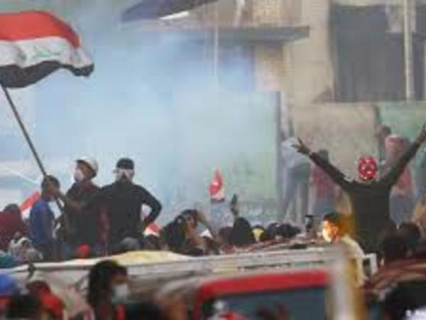 """İraqda növbəti toqquşmalar: <span class=""""color_red"""">daha 30 nəfər yaralandı</span>"""