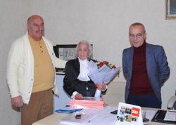Sumqayıt Dövlət Dram Teatrında Xalq artistinin 80 illiyi qeyd olunub - FOTO