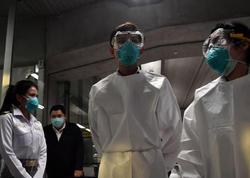 """Virus xaosu: Etirazçılar koronavirus xəstələrinin binasına od vurdular - <span class=""""color_red"""">VİDEO</span>"""