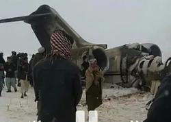 """""""Taliban"""" təyyarənin vurulmasına görə məsuliyyəti üzərinə götürdü"""
