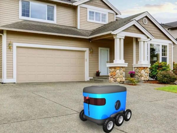 """""""Facebook"""" robotlara xəritəsiz hərəkət etməyi öyrədib"""