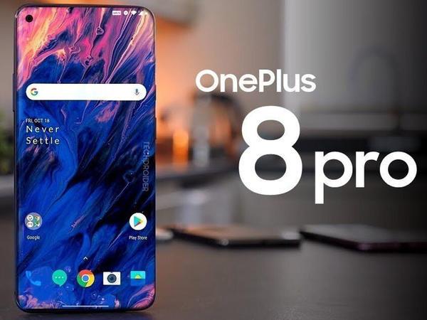 OnePlus 8 Pro naqilsiz şarj texnologiyasını da dəstəkləyəcək
