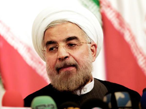 """Ruhani: """"Heç bir ölkə İranın bu qədər davam gətirəcəyini düşünmürdü"""""""